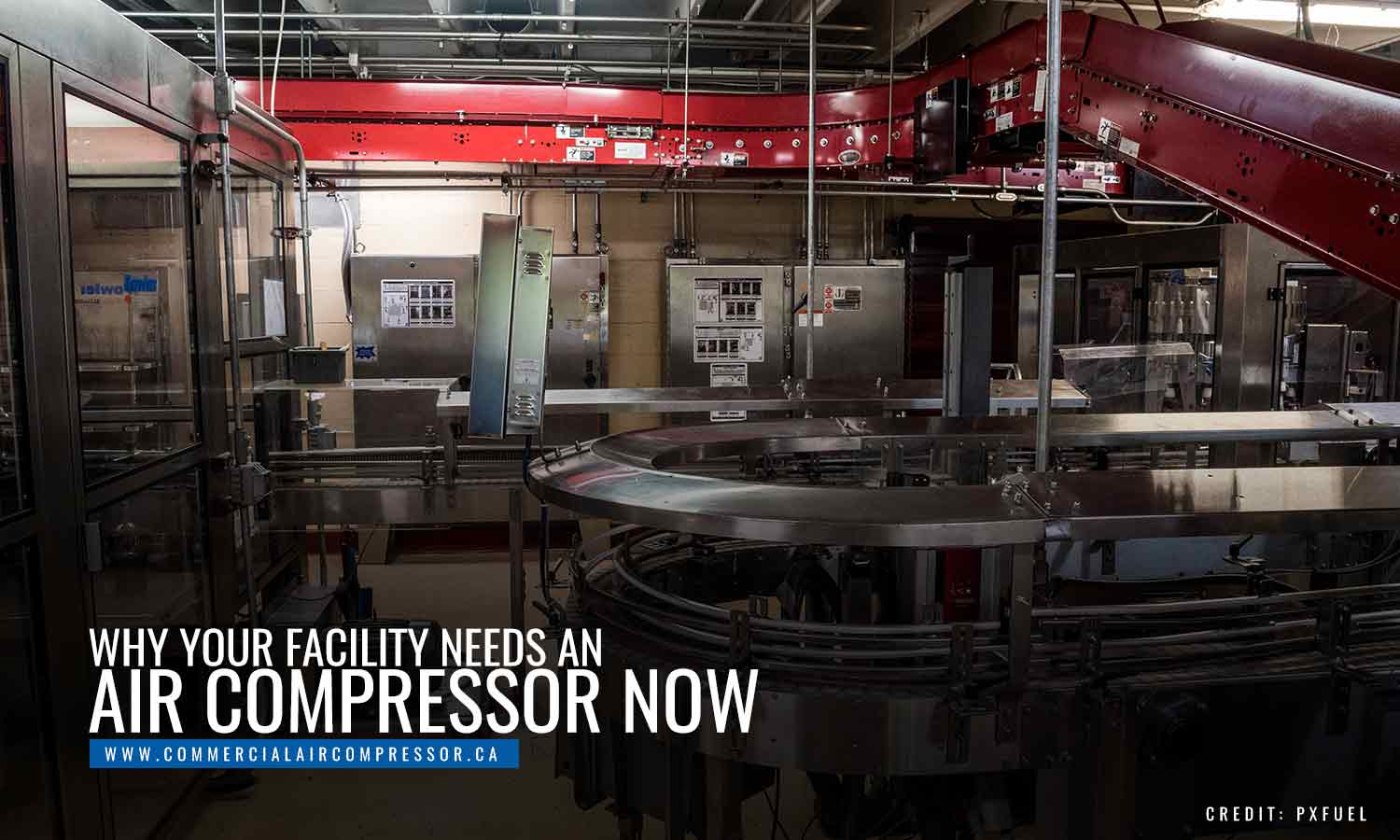 Why Your Facility Needs an Air Compressor Now