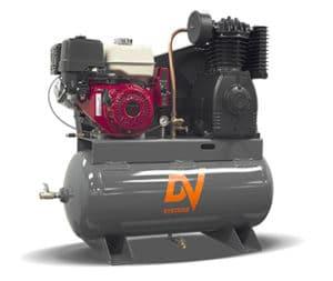 13 hp Gas