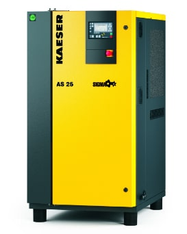 3 - 30 hp Compressor with Refrigerated Dryer