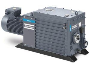 2-stage oil-sealed rotary vane vacuum pumps