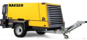 M130 Towable Diesel Air Compressor
