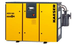 Kaeser Rotary Screw Vacuum Pumps