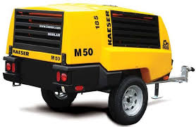 M50 Towable Diesel Air compressor