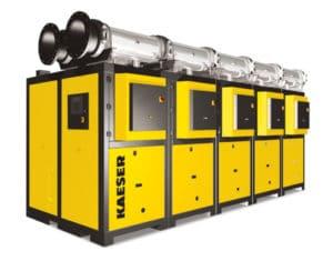 Modular High Capacity Refrigerated Dryers