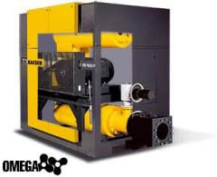Rotary Lobe Blowers Large Frame Package
