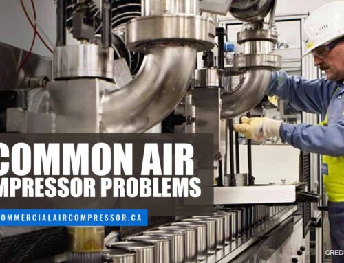 7 Common Air Compressor Problems