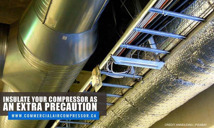 Insulate-your-compressor-as-an-extra-precaution