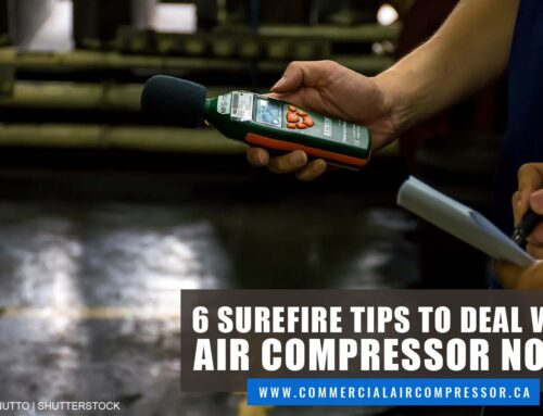 6 Surefire Tips to Deal With Air Compressor Noise