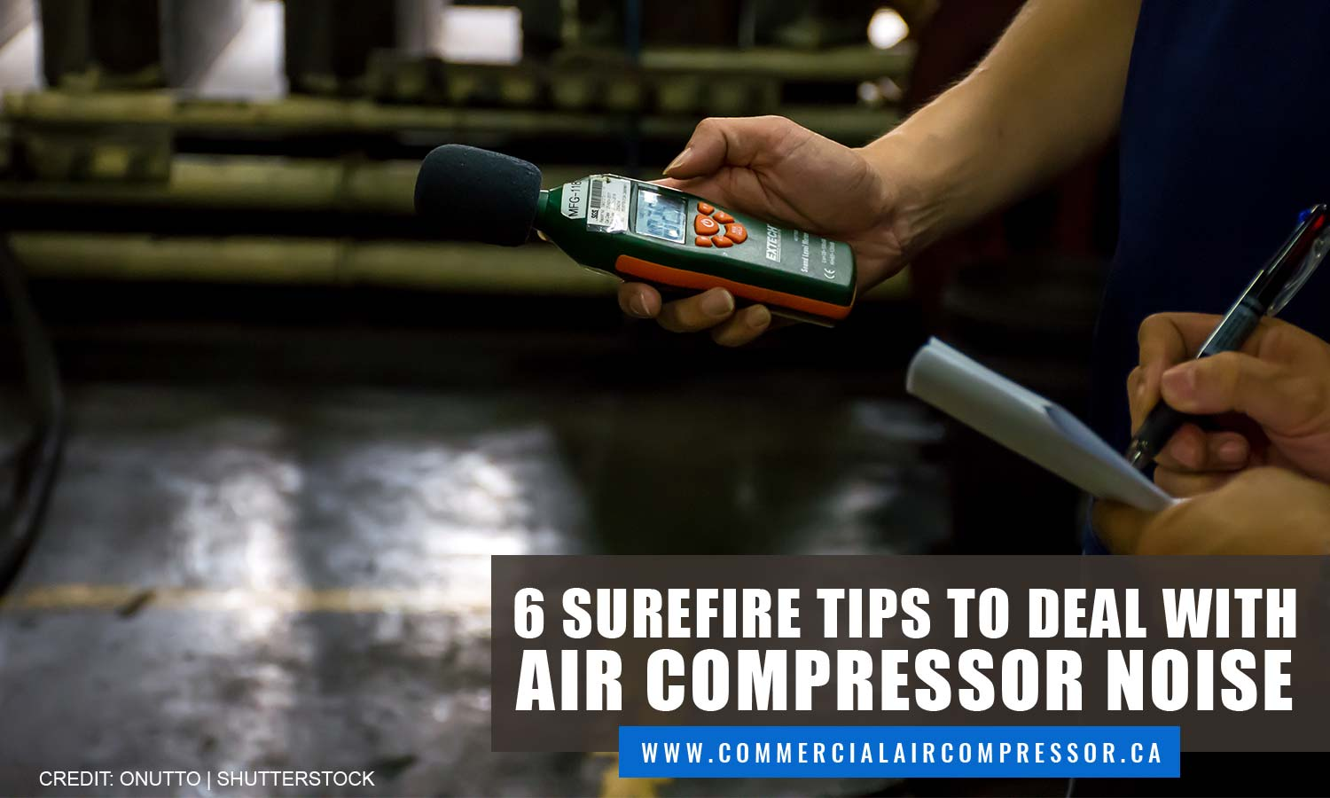 6-Surefire-Tips-to-Deal-With-Air-Compressor-Noise
