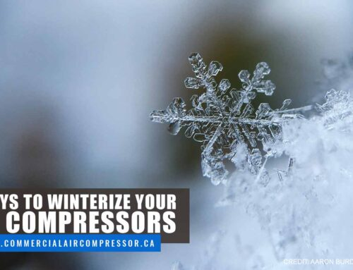 6 Ways to Winterize Your Air Compressors