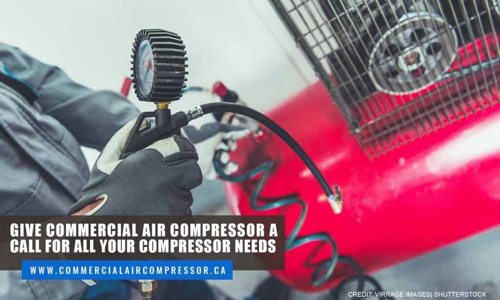 Give Commercial Air Compressor a call
