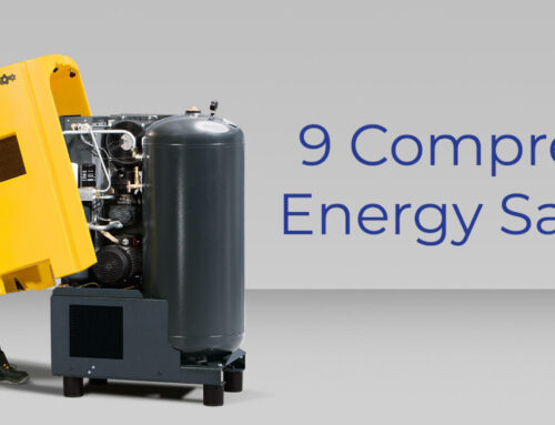 Compressed Air Energy Saving Tips